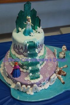 howw to make stairs on a cake - Google Search