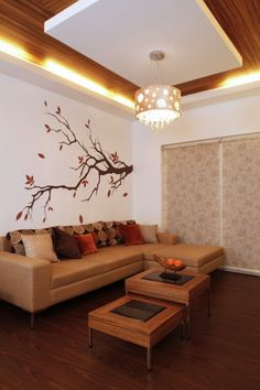 Livingroom Seating Arrangements At The BTM Apartment Living Room SAVIO And RUPA Interior Concepts Bangalore