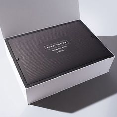 London-based studio Colt was commissioned by Adidas to create premium packaging solutions for the arrival of Adidas Athletics.E (zero negative energy) hoodie which… Ecommerce Packaging, Luxury Packaging, Tea Packaging, Design Packaging, Packaging Ideas, Branding Design, Grid Design, Box Design, Graphic Design