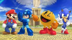 pacman and mario - Google Search