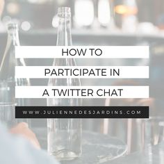 "I run a weekly Twitter Chat with my pal, Jill, from Spark and Influence.  We have a ton of fun on the chats, and we've talked about everything from  solopreneur finances to dealing with imposter syndrome.   There are 2 questions, though, that we hear a lot: 1. ""How do you  participate? I'm not sure what to do!"" 2. ""Do you use any tools to manage  it all? The chats go too fast for me! I can't keep up!"""