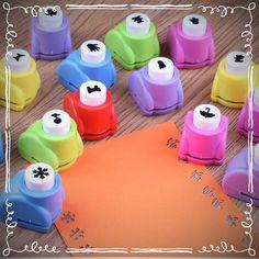 Sweet Kawaii Mini Craft Punch Set A - Baby Showers