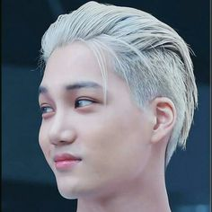 ImageFind images and videos about kpop, exo and kai on We Heart It - the app to get lost in what you love. Kaisoo, Chanyeol Baekhyun, Exo Kai, Shinee, Kai Monster, Sekai Exo, K Pop, Rapper, Exo Korean