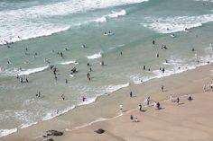 Swimmers enjoying the sea on Porthtowan Beach, Cornwall.   cornwall, cornish, beach, walk, dog walk, sand, sea, sun, surf, surfing, surfer, winter, cold, wetsuit, land, sea, landscape, travel, falmouth, newquay, padstow, canon, photography, photographer, uk photographer, freelance Cornish Beaches, Newquay, Falmouth, Beach Walk, Canon Photography, Swimmers, Dog Walking, Cornwall, Wetsuit