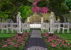 My first lot upload! 2x2 commerical lot for outdoor weddings :) Its named beachside since Iplaced it near the beach in my hood (which looks great!) but i hope the name doesnt confuse you since its not on a beach lot lol. Very minimal CC: potted plant, walls, floors, window, 2 deco. I mainly…