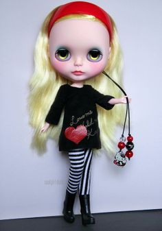Cupcake, my latest custom girl looking for a home :)