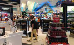 Polizei-Gewerkschaft: Kein Verkauf von Alkohol mehr am Flughafen