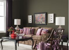 Living Room Color Schemes top living room colors and paint ideas | living room paint, living