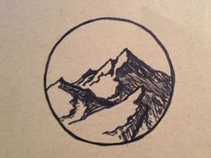 Good reference for drawing mountains