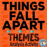 analysis and evaluation of things fall apart Things fall apart study guide contains a biography of chinua achebe, literature essays, quiz questions, major themes, characters, and a full summary and analysis about things fall apart things fall apart summary.