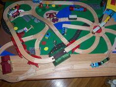 Diy Rug Train Table With Storage Bins Lego Amp Train