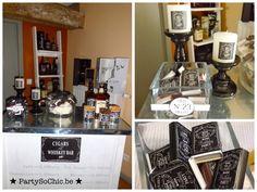 Jack Daniels whisky bar