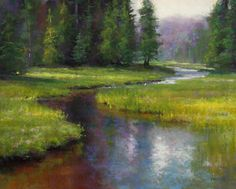 """""""Creek's Journey"""" by Phil Bates"""