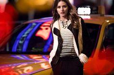 Olivia palermo for Vitamina fall-winter 2014
