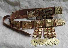 The Roman Soldier's Belt: balteus or cinglium