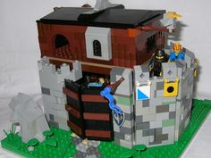 Hecate Inn: A LEGO® creation by Mister Lego ~ : MOCpages.com