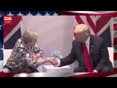 Trump Just Struck A Deal With England That Will Make Globalists Cry