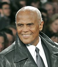 "is an American singer, songwriter, actor and social activist. He was dubbed the ""King of Calypso"" for popularizing the Caribbean musical style with an international audience in the Wikipedia Born: March 1927 My Black Is Beautiful, Beautiful Men, Beautiful People, Amazing People, Harry Belafonte, Aged To Perfection, Portraits, Aging Gracefully, African American History"