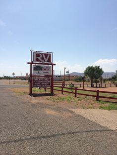 Desert Willow RV Park Van Horn TX Passport America Campgrounds