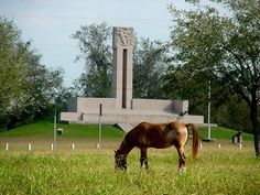 Goliad Texas; The grave of Fannin and his men.