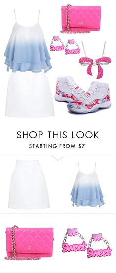 """""""2..."""" by jamayaj369 ❤ liked on Polyvore featuring Dolce&Gabbana, Chanel, Chicnova Fashion and Amanda Rose Collection"""