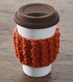 Grab n' Go Coffee Cup Cozy