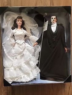 The Phantom of the Opera 1998 Barbie Doll