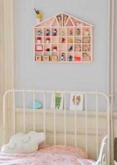 Children's room - Vintage shelf - Zü