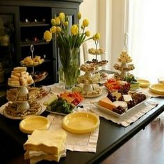 HOW TO PLAN DELICIOUS FOOD MENU FOR YOUR BABY SHOWER