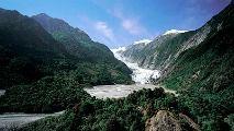 Franz Josef Glacier, Westland National Park by Andris Apse Aspen, Franz Josef Glacier, Sale Poster, New Zealand, Places Ive Been, National Parks, Fine Art, Water, Artist