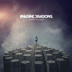 album cover art: imagine dragons - night visions [02/2013]