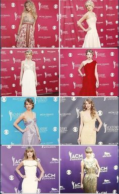 Seeing little Taylor compared to Taylor now,big change