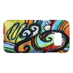 Mobile case Abstract Spiral, design by Charles Bridge 7x, Spiral Store for all spiral lovers