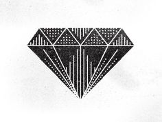 Diamond branding for Highlands Clothing Co. by Adam Grason #logo #adam_grason http://dribbble.com/shots/757912-Diamond?list=following