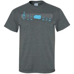 This funny solfege music t-shirt is popular among elementary music and choir teachers! The perfect gift for the future music teacher graduating college.   Music T-Shirt   Graduation Gift Ideas Music @musicreadsavant