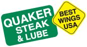 Quaker Steak & Lube - Best Wings USA, delicious food and FUN atmosphere! I really recommend going if you need a change of pace or happen across one!