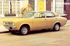 The Morris Marina was launched as the car with 'Beauty with brains' (a bit of a stretch to say the least! Classic Cars British, British Car, Morris Marina, Austin Cars, Super Images, Morris Minor, Cars Uk, Classic Motors, Vintage Cars