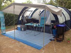 camping lasize