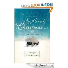 An Amish Christmas- love this book