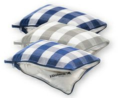 Hästens Travel Pillow in three stylish colors.