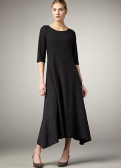 Eileen Fisher Jersey Tunic (Plus Size) available at #Nordstrom ...