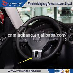 Car Interior Accessories Steering Wheel Trim U Shape For Volks-Wagen Tiguan 2013