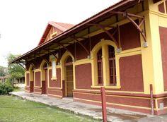 Antiga Estação de Trem de Guararema