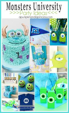 Homemade Glow in the dark Slime Recipe Monster Inc. Party ideas Beckett would love this!<br> Homemade glow in the dark slime recipe - a fun activity for kids and Halloween! Monster University Birthday, Monster Birthday Parties, Birthday Fun, First Birthday Parties, Birthday Party Themes, Birthday Ideas, Monster Party, Deco Buffet, Just In Case