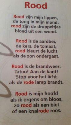 Versje Rood (uit: Pigmentus, de kleurentovenaar)
