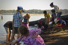 Summer Camps at Kelley Point Park! www.rewildportland.com