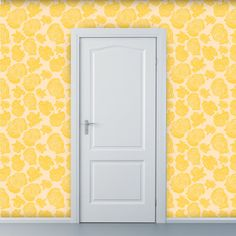 Removable Wallpaper  Rosebud Was A Sled in by WallpaperDolls, $90.00
