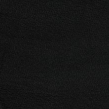 Oscar de la Renta Dimpled Black Silk