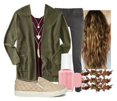 """""""Laid back fall"""" by undertheweather ❤ liked on Polyvore"""