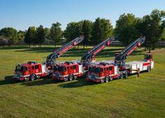 Columbus, Ohio Fire department Tillers #Setcom